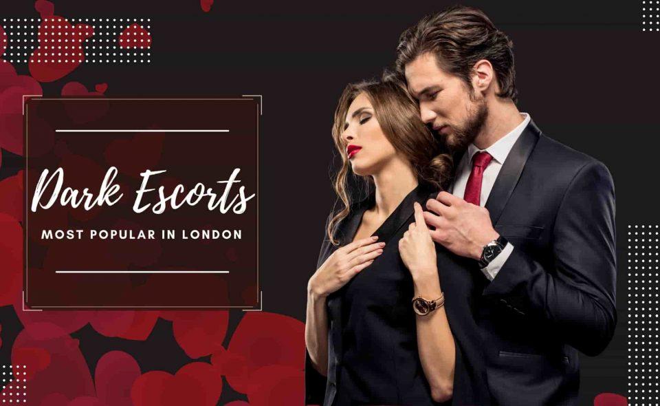 Popular Dark Escorts in London